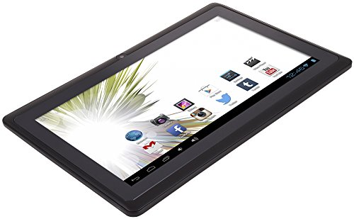 Point of View Mobii 1046 8GB Black - Tablet (1,3 GHz, Arm Cortex-A7, 1 GB, DDR3-SDRAM, 8 GB, MicroSD (TransFlash))