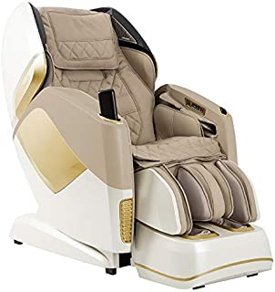 Osaki OS-4D Pro Maestro Gold 4D L-Track Heated Back Rollers with Foot + Calf Kneading & Touch Screen Remote