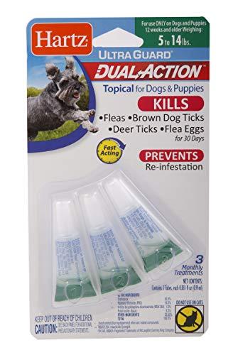 Hertz Topical Flea & Tick Prevention