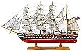 Silla HZYDD, Modelo de velero pequeño, Madera Maciza, artesanías Hechas a Mano, creativos y exquisitos Adornos de Escritorio, simulación, Decoraciones para el hogar