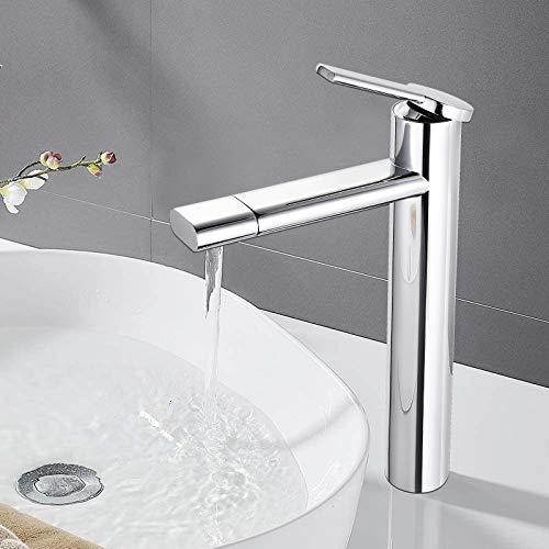 Grifo Lavabo, DALMO Grifo para lavabo de baño,...