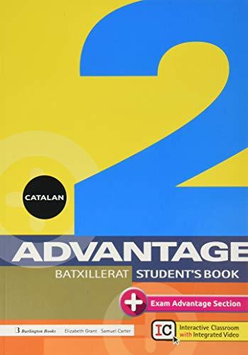 Advantage 2. Batxillerat (en Catalán)