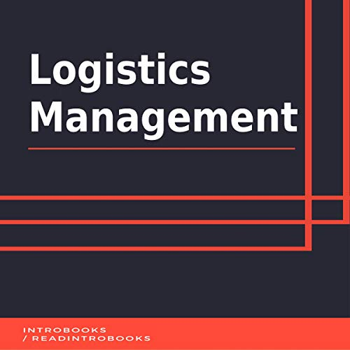 Logistics Management cover art