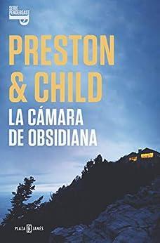 Book's Cover of La cámara de obsidiana (Inspector Pendergast 16) Versión Kindle
