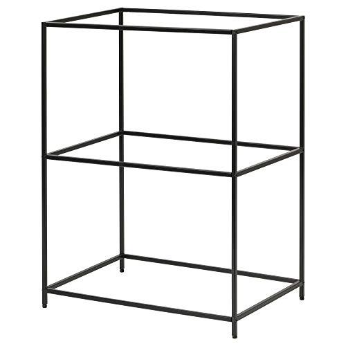 IKEA 204.120.95 Sammanhang Tablettständer schwarz