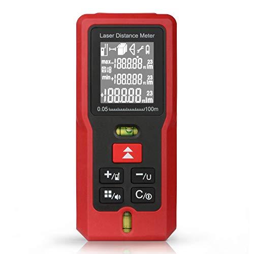 Laser Measure Distance Meters MESTEK 229FT/70M...
