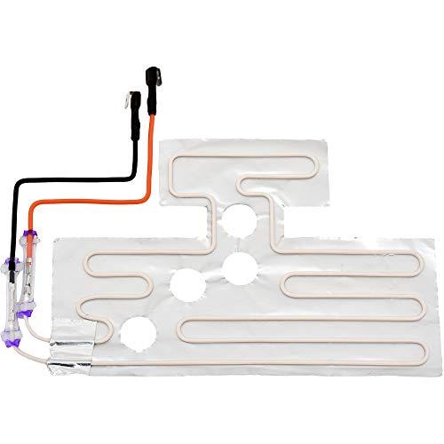 Ultra Durable 5303918301 Refrigerator Garage Heater Kit - Refrigerator Garage Heater Kit for Frigidaire Kenmore Refrigerator, Replace PS900213 AP3722172 AH900213 (1 Pack)