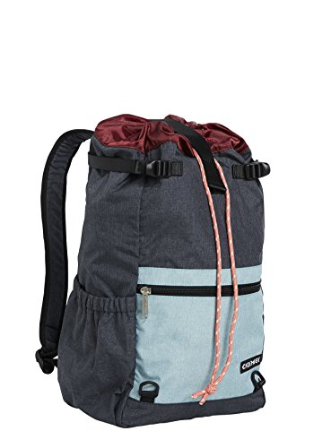 Chiemsee Bags Collection Rucksack 5061501, 44 cm, 19-4104 Ebony