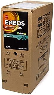 Eneos 3703-400 Full Synthetic Motor Oil, 768. Fluid_Ounces