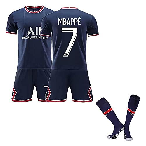 DSechcrsL Camiseta De Hombre, Camiseta De Segunda Equipación del Paris 2021, Camisetas...