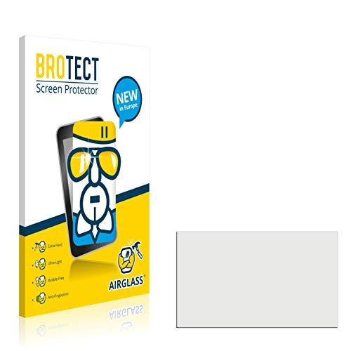 BROTECT Protector Pantalla Cristal Compatible con Seat Leon 5F 2018 Media System Plus 2016 8