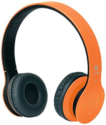 Macrom Bluetooth Kopfhörer - M-HPB20 - Orange