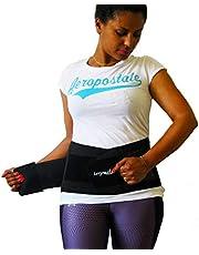 inyadd Faja Lumbar para La Espalda, Faja Lumbar Hombre/Mujer, Apoyo Lumbar, Banda Lumbar, Cinturón Lumbar, Banda De Soporte Postural para La Prevención Y Reducción del Dolor De Espalda