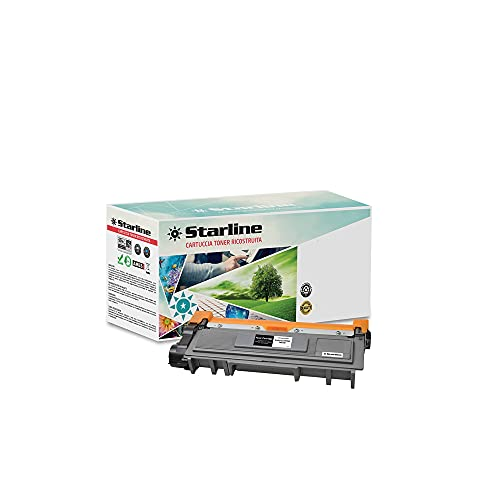 Starline STLBTN2320BK Tóner reconstruido para Brother, Negro, 2.600 páginas