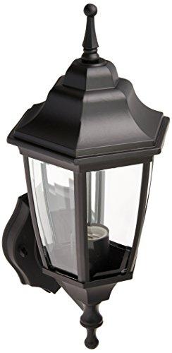 Boston Harbor 5397971 Dimmable Outdoor Lantern, (1) 60/13 W Medium A19/CFL Lamp, Black