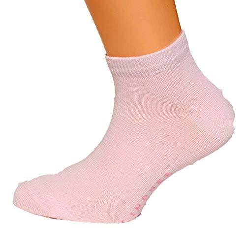 Max Lindner Socken Sneaker-Socken rosa Größe 39, 40, 41 (3 Paar)