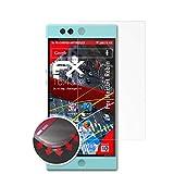 atFolix Schutzfolie kompatibel mit Nextbit Robin Folie, entspiegelnde & Flexible FX Bildschirmschutzfolie (3X)