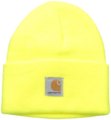 Carhartt Boys' And Girls' Acrylic Watch Hat,  Rosebloom,  Toddler