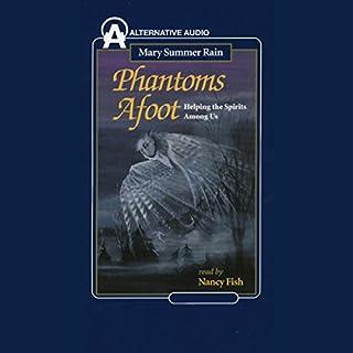 Phantoms Afoot audiobook cover art