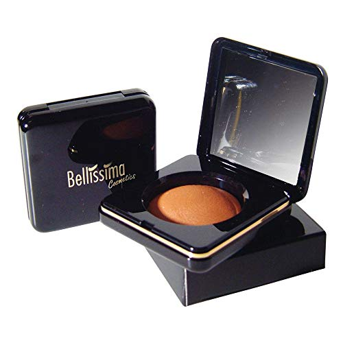 Bellissima Compact Earth Powder Nr. 4, Puder-Dose 7,5 g