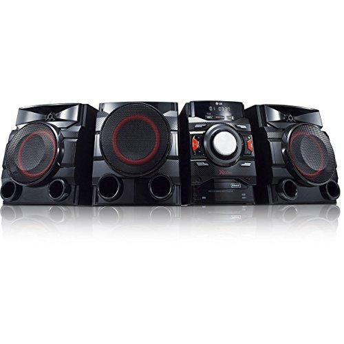 LG CM4550 700W 2.1ch Mini Shelf System with Built-in Subwoofer and Bluetooth