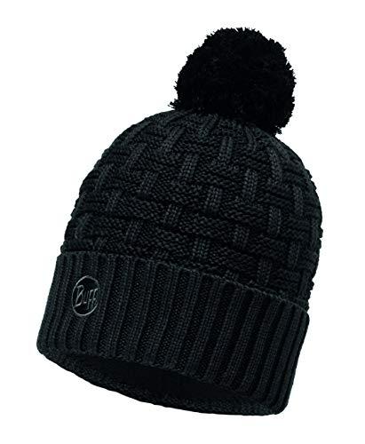 Buff Erwachsene Mütze Knitted Hat, Schwarz, One Size, 111021.999.10.00