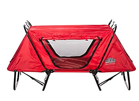 Kamp Rite Kid's Tent Cot with Rain Fly