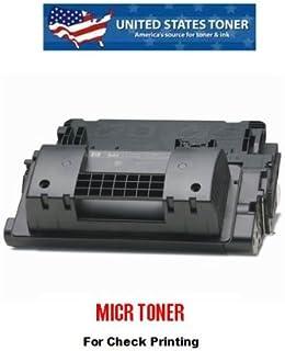 United States Toner Brand Compatible HP CC364A-MICR Cartridge for HP P4014N / 4015N / 4015X / 4515N / 4515X