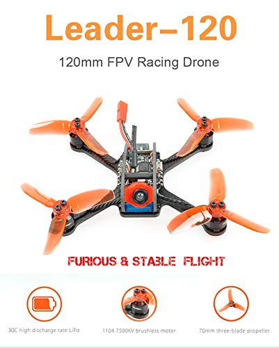 IDS Home Full Speed Leader - 120 120mm FPV Racing Drone - PNP