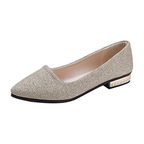 Zapatos Vestir Mujer Otoño 2018 PAOLIAN