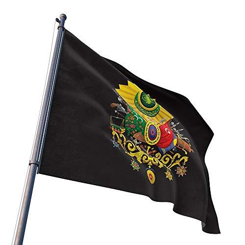 ÜLKÜCÜ Market Flagge Fahne Osmanisches Reich Osmanli 100x150cm