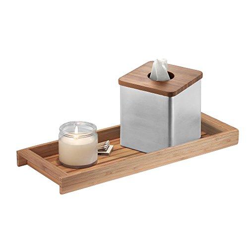 iDesign 86342EU Formbu ECO Spülkasten-Ablage, bambus