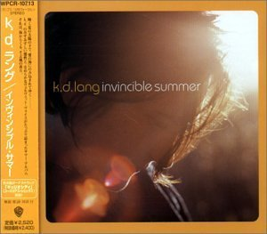 Invincible Summer by K.D. Lang (2000-06-21)