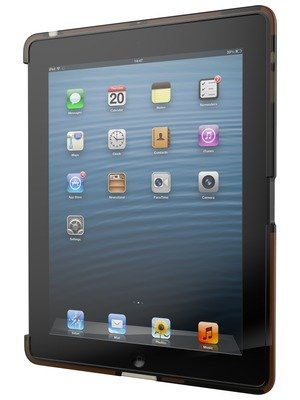 Tech21 Impact Mesh for Ipad 3/4 Compatible with Apple Smart Cover T21-3455