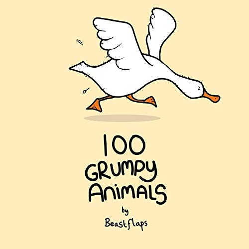 100 Grumpy Animals