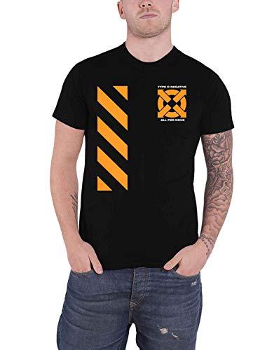 Type O Negative T Shirt Be A Man Band Logo Nue offiziell Herren