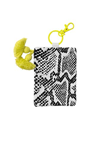 Chalky & Co. Snake Mini Masken Tasche zur sicheren Aufbewahrung deiner Maske, ViralOff®, 100% Baumwolle, Oekotex Standard