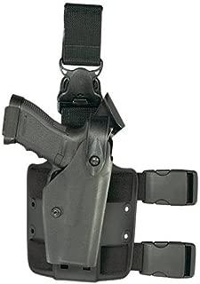 Safariland 6005 Leg Shroud w/Detachable Harness for 6005 Holster, Black