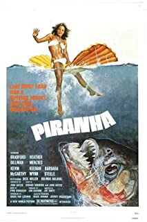Piranha Movie Poster 24
