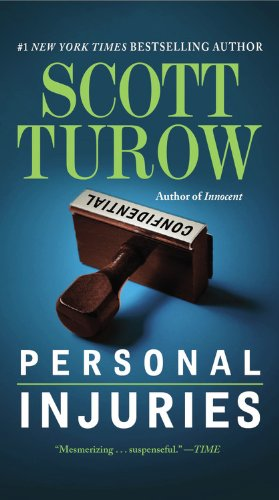 Compare Textbook Prices for Personal Injuries Reprint Edition ISBN 9780446584142 by Turow, Scott