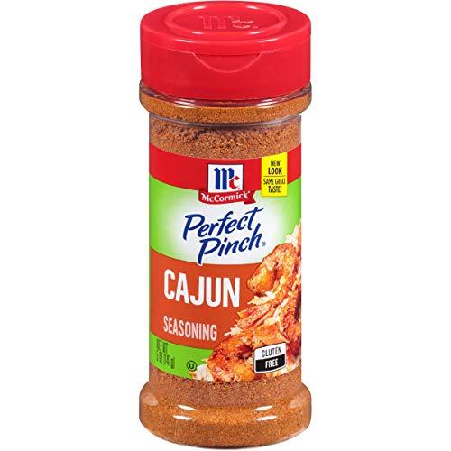 McCormick Perfect Pinch Cajun Seasoning, 5 oz