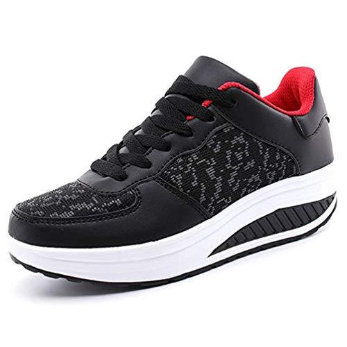 Hoylson Zapatillas Deportivas Mujer Zapatos Cuña