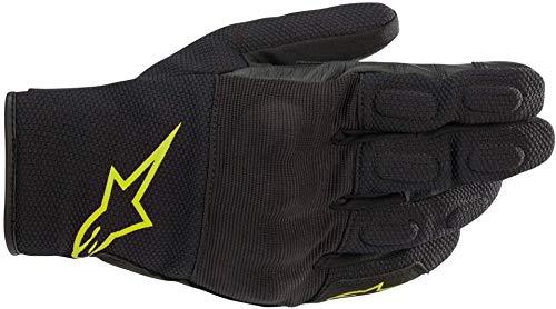 Alpinestars - Guanti da moto S Max Drystar, colore: Nero