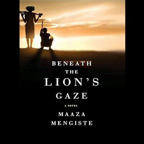 Beneath the Lion's Gaze audiobook cover art