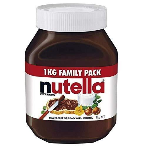 Nutella Haselnuss Schokoladenaufstrich 1 Kg