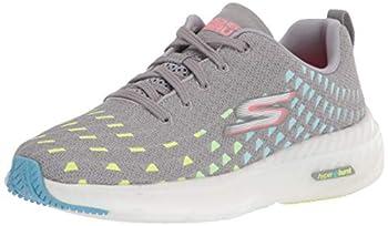 Skechers womens Sneaker Gray/Multi 9 US
