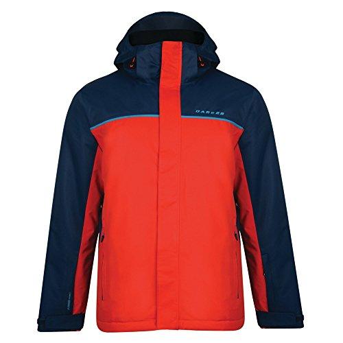 Dare 2b Steady out - Chaqueta térmica Impermeable para Hombre, Hombre, Color Sevill/Admrl, tamaño Small
