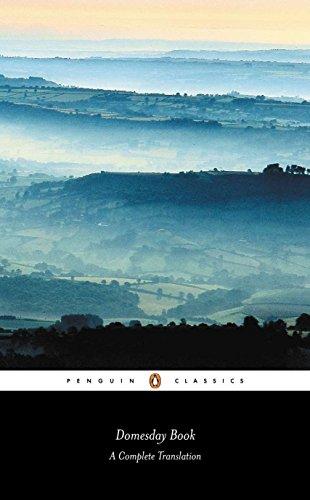 Domesday Book (Penguin Classic): A Complete Translation (Penguin Classics)