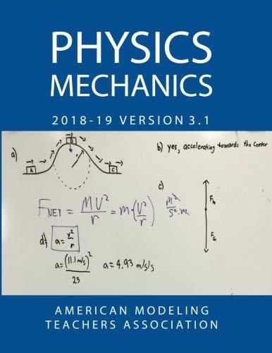 Physics Mechanics: 2018-19 Version 3.1