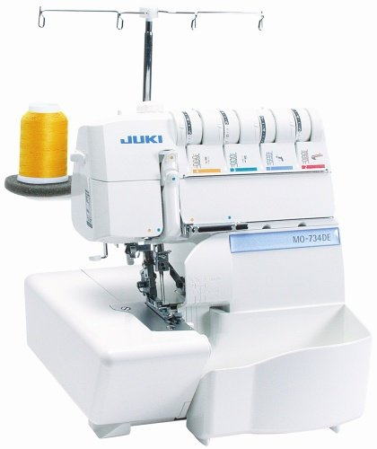 Read About Juki 2-Needle Overlock Machine MO-734DE